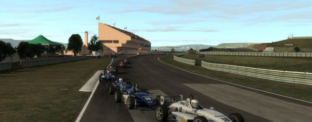rFactor 2 – Autodromo di Mores Released