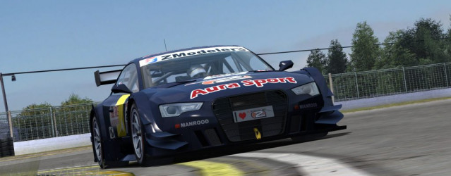T5 Touring Car Series for rFactor (Payware) – Now Available