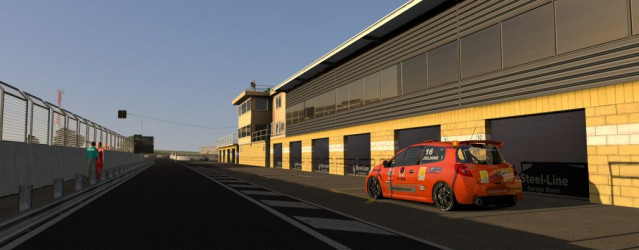 Symmons Plains for rFactor 2 – HDR Previews