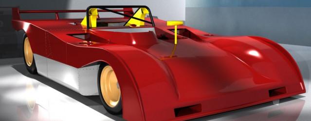 Ferrari 312 PB for Assetto Corsa – First Previews