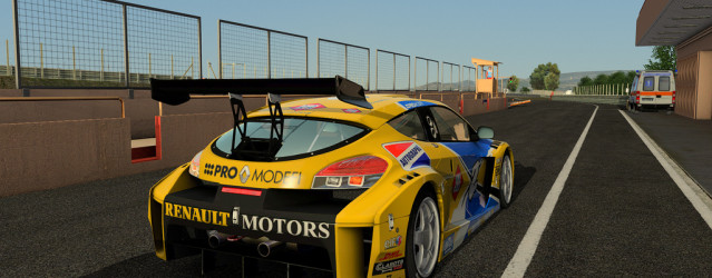 WSGT 2 – New Megane Trophy Status Update