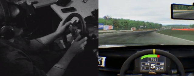 rFactor 2 With The Oculus Rift – Video