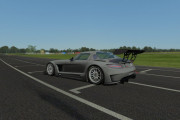 FIA GT3 for rFactor 2 – First Mercedes SLS Previews