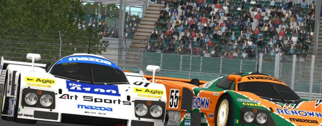 1991 Group C Open Beta v0.2 for rFactor 2 – Released