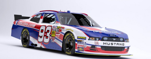 iRacing.com – Mustang Nationwide Render
