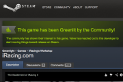 iRacing.com – Greenlit on Steam