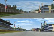 rFactor 2 vs Assetto Corsa – Comparison Video