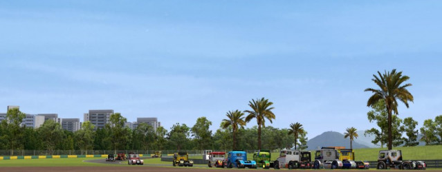 Autodromo Floripa for Formula Truck 2013 – Released