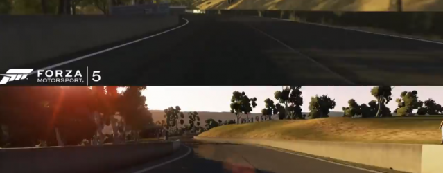 pCARS vs. Forza 5 – Bathurst Comparison