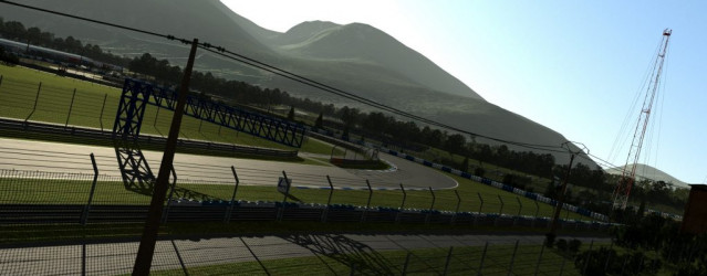 rFactor 2 – Loch Lummond & Demo Update