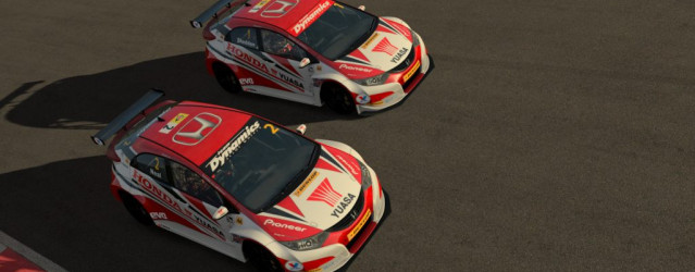 rFactor 2 – New Build Out + Honda Coming