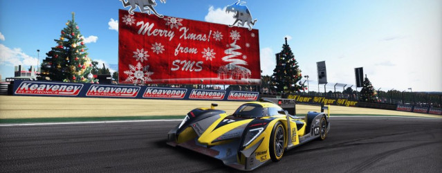 Project CARS – Christmas Build Available