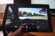 Assetto Corsa On A Surface Tablet – Video