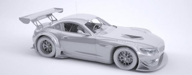 iRacing.com – First BMW Z4 GT3 Render