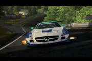 FIA GT3 for rFactor 2 – Mercedes SLS Trailer