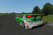 Fia GT3 for rFactor 2 – Mercedes Released