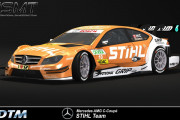 DTM 2013 for rFactor – First Previews