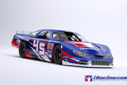 iRacing.com – Super Late Model Render