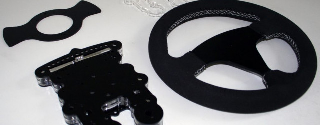 Heusinkveld Engineering – New Steering Wheel