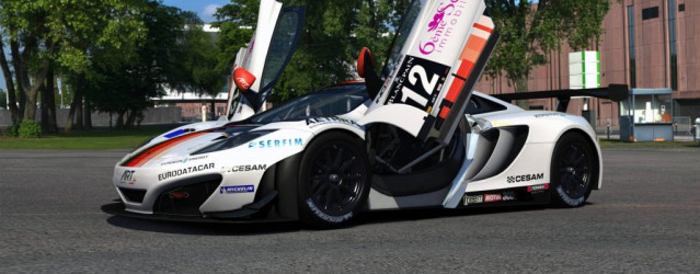 Assetto Corsa – Mclaren MP4-12C GT3 Coming Up