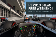 F1 2013 – Now Free on Steam!