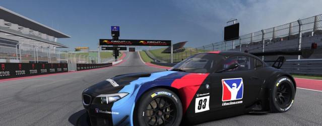 iRacing.com – First BMW Z4 GT3 + COTA Previews