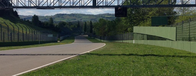 iRacing.com – Imola Laser Scanning Started