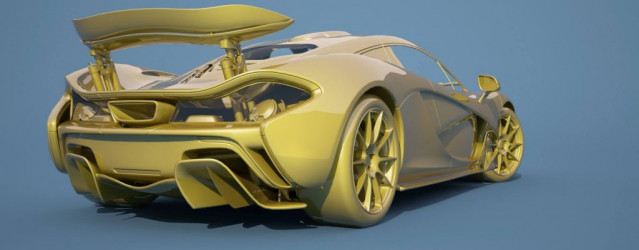 Assetto Corsa – First Mclaren P1 Preview
