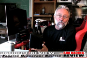 SimRacing Review – Fanatec ClubSport Shifter
