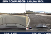 Project CARS – Laguna Seca Reality Check Video