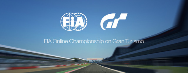 Polyphony Digital & FIA Launch Partnership