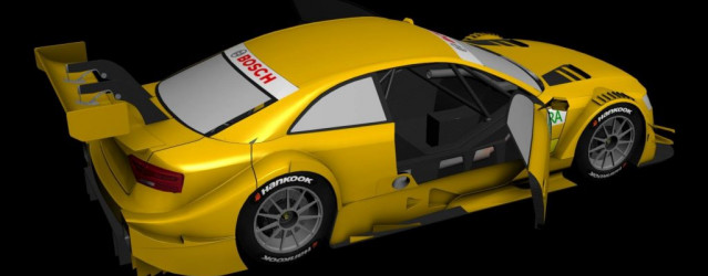 DTM 2013 for Assetto Corsa – First Previews