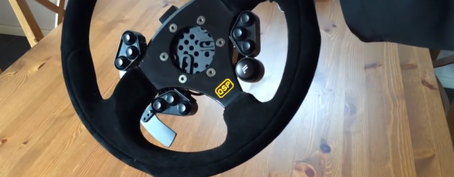 Fanatec Universal Wheel Hub – Hands-On Videos