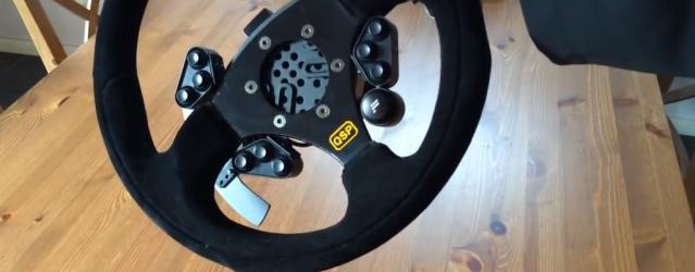 Fanatec Universal Wheel Hub – Hands-On Videos