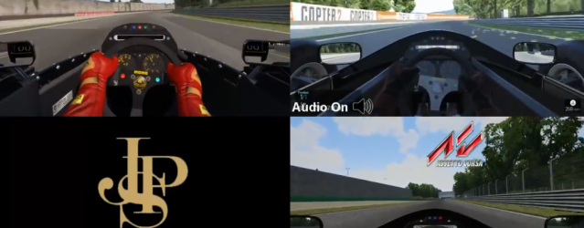 Lotus 98T – Three-Way Comparison Video