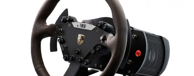 Fanatec Porsche 918 RSR Wheel – Now Available