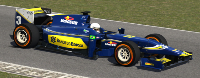 GP2 2014 0.9.4 for Assetto Corsa – Released