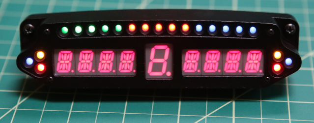 STiGR-TECH F1 Display – Kickstarter Campaign Launched