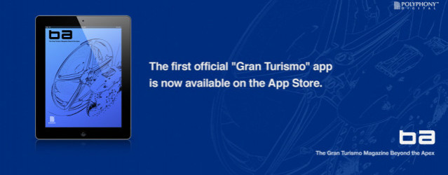 Free Gran Turismo App for iOS Released