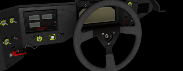Mazda 787B for Assetto Corsa – New Cockpit Preview