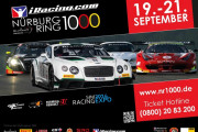 iRacing to Sponsor Nürburgring 1000km Race