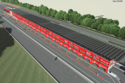 Zolder for rFactor 2 – New Previews