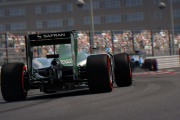 F1 2014 – New Previews + System Specs Revealed