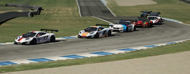 Donington Park for Assetto Corsa – New Previews