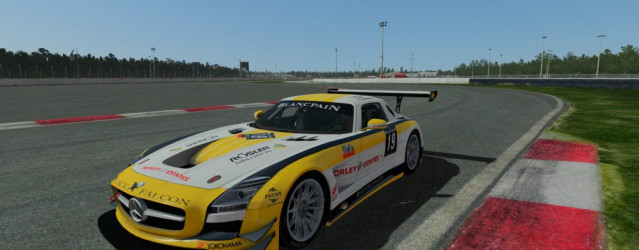 FIA GT3 for rFactor 2 – New Version Released