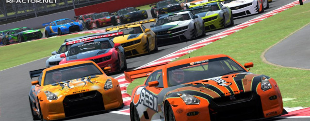 rFactor 2 – GT Cars Update Released
