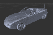 Mazda Miata for Assetto Corsa – Laserscan Update