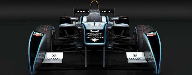 Mak Corp Formula E Car Unveiled
