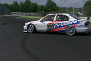 Nissan Primera BTCC for AC – New In-Game Previews