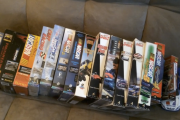 Unboxing Papyrus Racing Games – Part 1